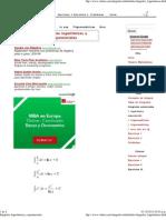 Integrales Logaritmicas y les