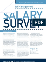 Salary Survey Exec Summary