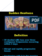 Sudden Deafness Final