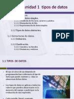 Estructrua de Datos,LI3