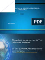 PPT Redes Sociales y Comunicación para el Desarrollo