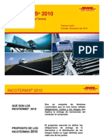 INCOTERMS 2010 DHL