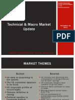 Technical & Macro Update - November 2011