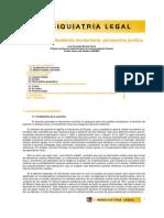 El Tratamiento Ambulatorio Involuntario - perspectiva jurídica