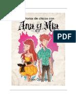 Historias de Chicos con Ana y Mia_Edén González_ebook