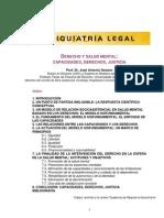 Derecho y Salud Mental - des Derechos y Justicia