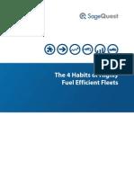 4 Habits of Highly Fuel Efficient Fleets