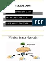 Wireless Sensor Network