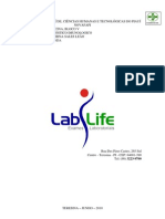 Relatorio Lab Lyfe