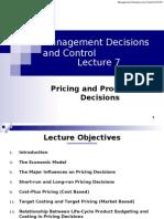 MDC Lecture 7