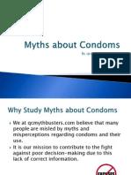 Myths About Condoms