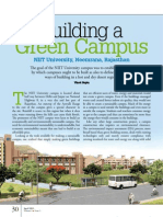 Building a Green Campus