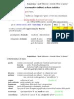 Lucidi Lezioni Sull'Analisi Dei Dati Testuali (ADT)