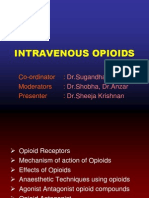 Intravenous Opioids1