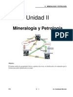 Unidad II Mineralogía y Petrología Rev111016