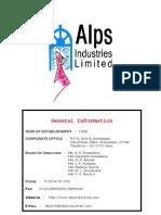 Alps Industries Le Pashmina
