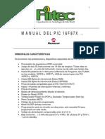 Manual Pic16f87x