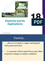 Ch. 18 Elasticity of D and S (1)