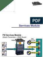 02- FWSM Services Module