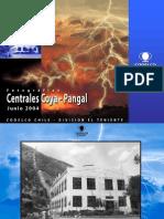 Fotografías Central  Pangal