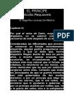 EL PRINCIPE Maquiavelo.