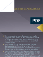 Chapter 3-Dearness Allowance