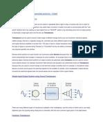 Actuators and Transducers