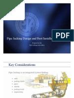 PJA Design Presentation