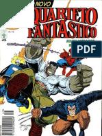 Homem-Aranha - O Novo Quarteto Fantástico