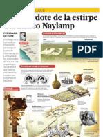 Descubrimiento Arqueológico Sacerdote Naylamp
