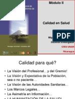 Garantia Calidad Seguridad Paciente-CIES-Miguel Orozco