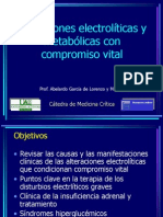 Alteraciones Electroliticas y Metabolic As Con so Vit