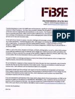Fibre Guidelines & Application Form