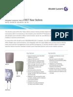 Datasheet 4070-DeCT-BaseStation en OCT09 EPG331009090110