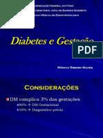 Diabetes Gestacional Ufpa Residencia Endocrinologia
