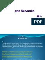 40- 802.11 Standards - Wireless Networks