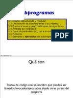 03.Subprogramas