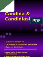 Mini Candida & Candidiasis הרצאה 11- 30.6