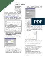 Desktop Radiance Tutorial
