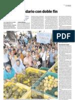 Mercado Solidario Con Doble Fin