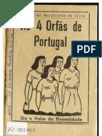 As Quatro Órfãs de Portugal Ou O Valor Da Honestidade