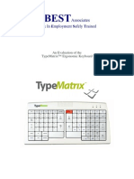 Type Matrix Study