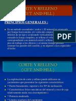 CORTE Y RELLENO