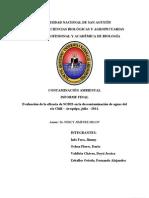 Informe Final de SODIS