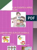 Cómo leer un cuento a niños de