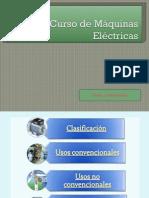 Curso de máquinas eléctricas