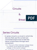 Series Circuits & Bread Boards