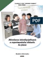 experimente caldura- 2005