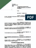 Decreto nº 26 USACH