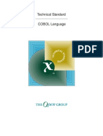 Technical Standard COBOL